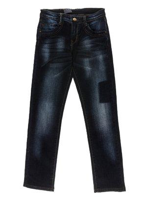 Джинсы темно-синие | 3957875