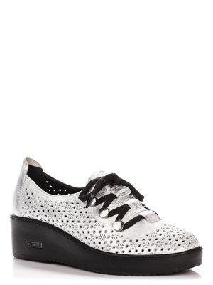 Туфли серебристые | 3979560