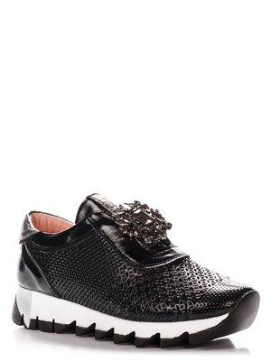 Кроссовки черные | 3979553