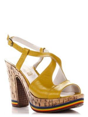 Босоножки желтые | 3973121