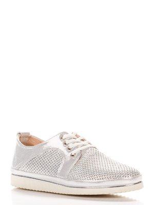 Туфли серебристые | 3979648