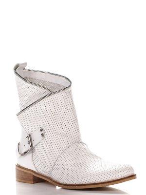 Ботинки белые | 3979634