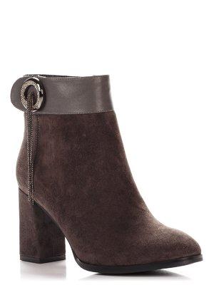 Ботинки серые | 3979517