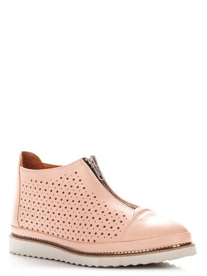 Ботинки розовые | 3979592