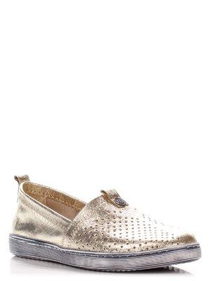 Туфли золотистые | 3979614