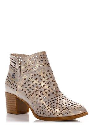 Ботинки серые | 3979621
