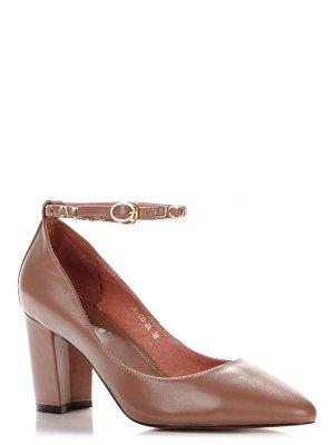 Туфли кофейного цвета | 3979659