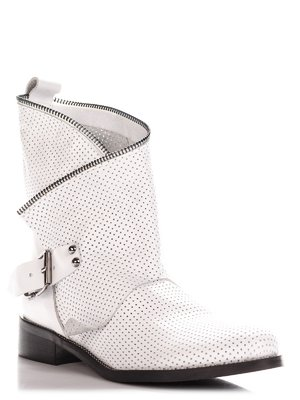 Ботинки белые   3979633