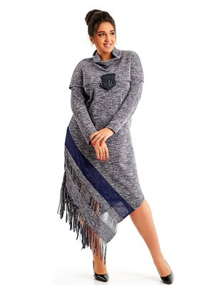 Сукня синя | 3992108