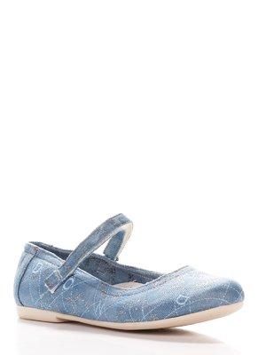 Туфли синие | 3902744
