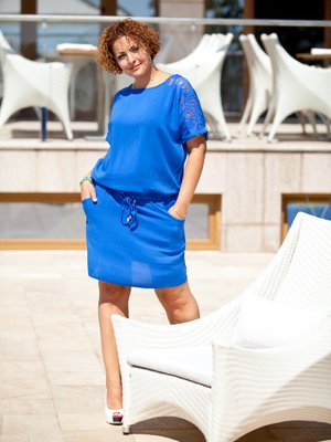 Сукня синя | 3802405