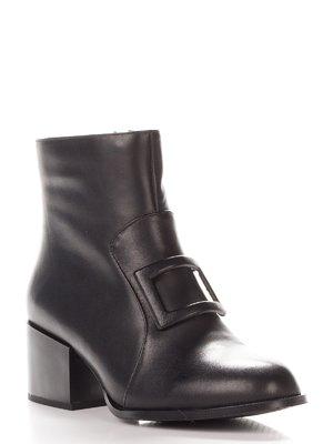 Ботинки черные | 3988927
