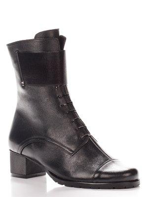 Ботинки черные | 3988934