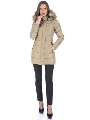 Куртка бежевая | 3593964