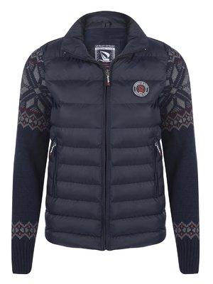 Куртка темно-синяя | 3703104