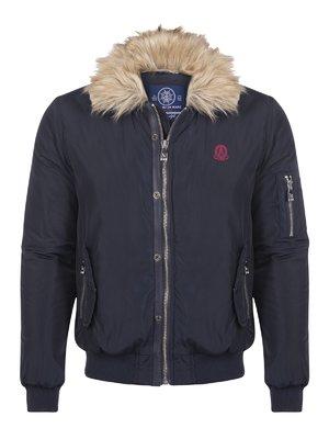 Куртка темно-синяя | 3812802
