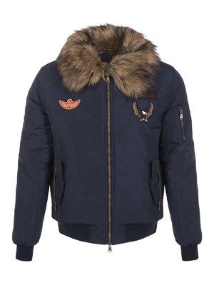 Куртка темно-синяя | 3812814