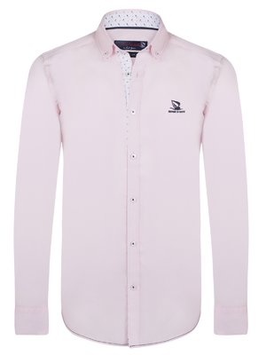 Рубашка розовая | 3812822