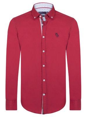 Рубашка красная   3812825