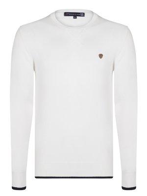 Джемпер белый | 3989603