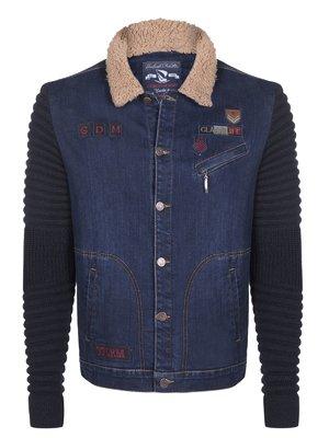 Куртка синяя   3989672