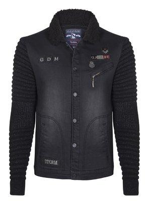 Куртка чорна | 3989675