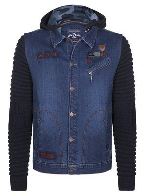 Куртка синя | 3989679