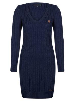 Платье синие | 3991503