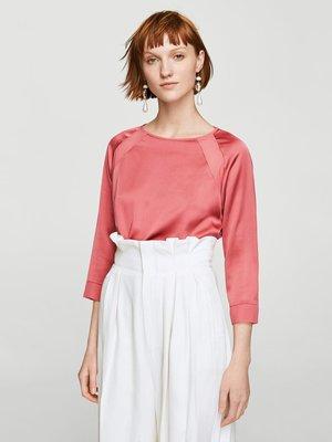 Блуза розовая | 3994331