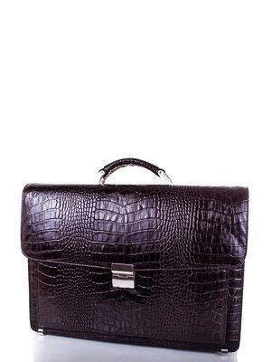 Портфель коричневий | 3969363