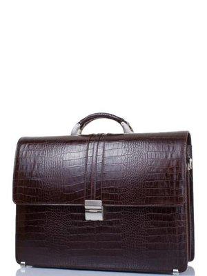 Портфель коричневий | 3969632