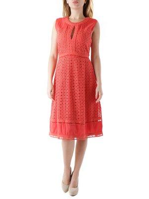 Сукня коралова | 3996065