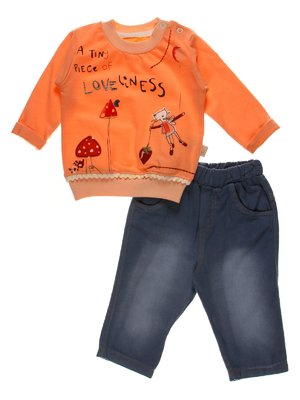 Комплект: джемпер і штани | 3989425