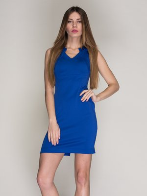 Сукня кольору електрик - Evercode - 1599713