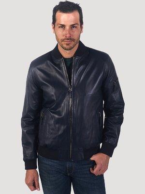 Куртка синяя | 3993050