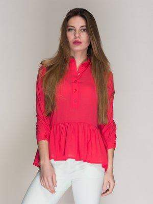 Блуза малинового кольору   1769219