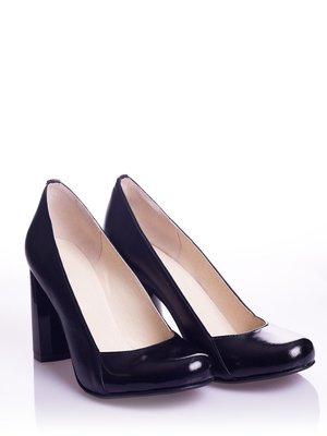 Туфли черные   4000530