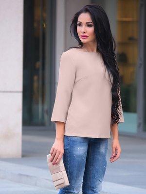 Блуза бежевая | 3997197