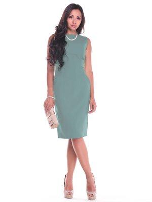 Платье оливковое | 3997215