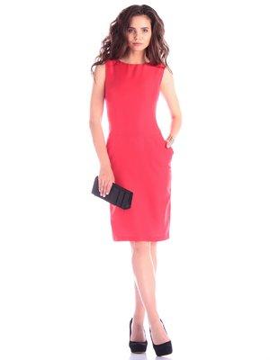 Платье коралловое | 3997217
