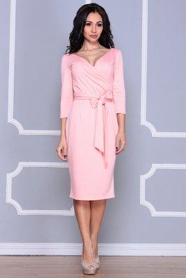Платье персикового цвета | 3997268