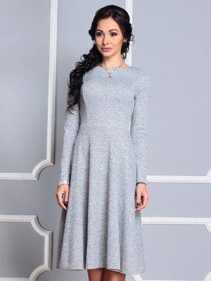 Платье светло-серое | 3997288