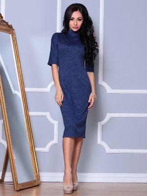Платье синее | 3997405