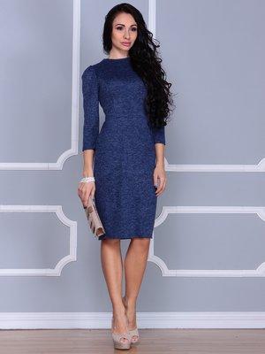 Платье синее | 3997419