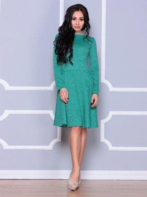 Платье зеленое | 3997461
