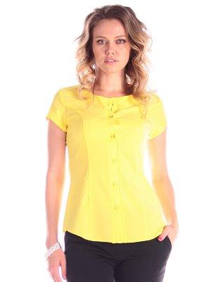Блуза желтая | 3997918