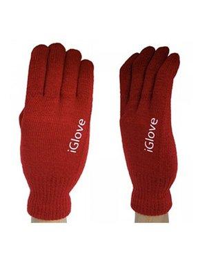 Рукавички для iРhone iGloves червоні | 3934168