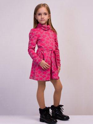 Платье малиновое | 4002147
