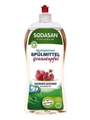 Органическое жидкое средство-концентрат «Гранат» для мытья посуды (1 л)   4002177