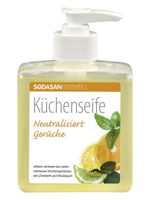 Органическое кухонное мыло для нейтрализации запахов (300 мл) | 4002201